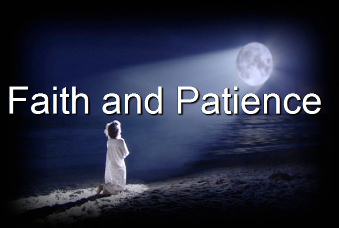 faith and patience