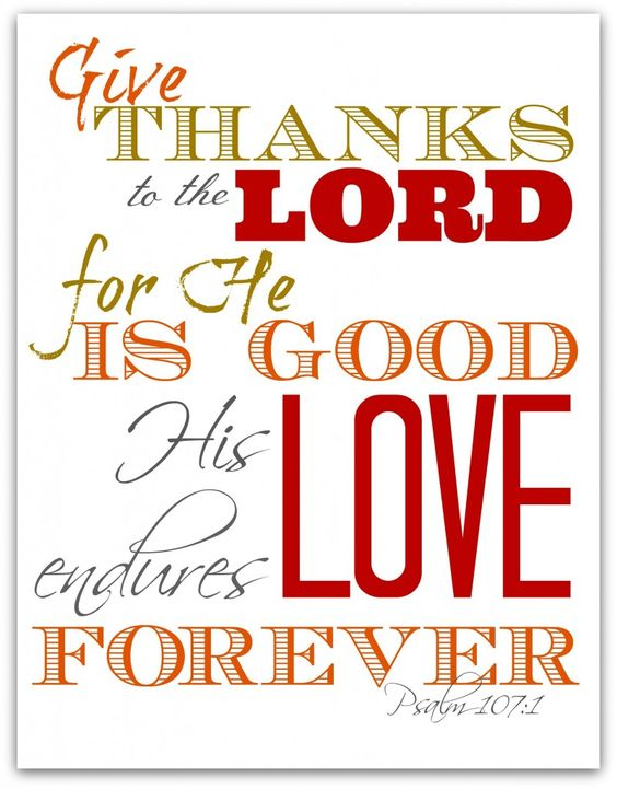 a give thanks