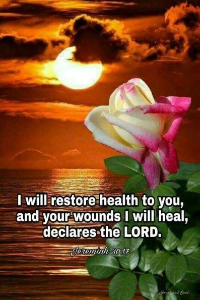 A healing