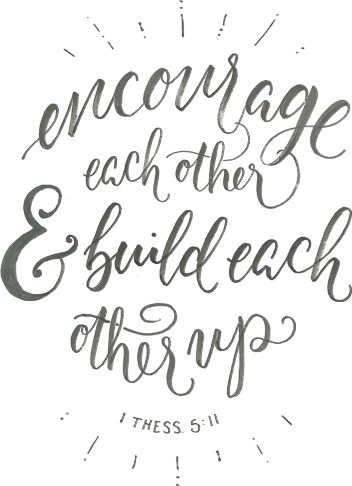 a encourage