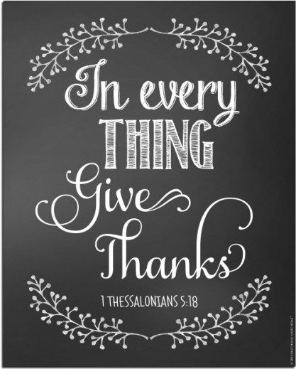 ab give thanks