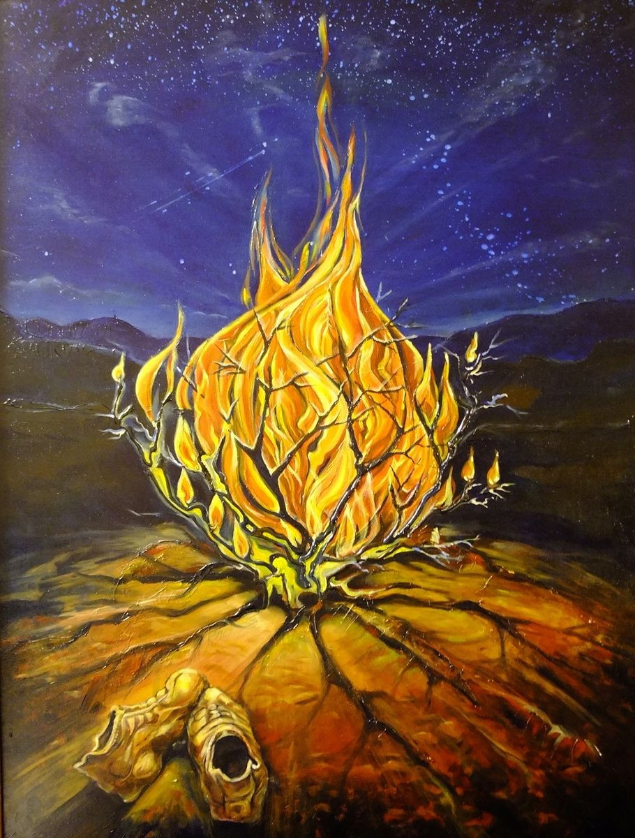 THE CALLING' series: The Burning Bush (insights from the life of Moses)